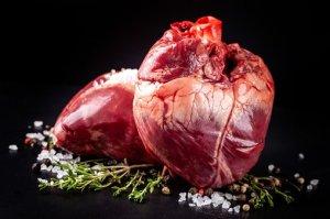 serca wolowe